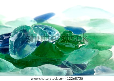 wellness stones - stock photo