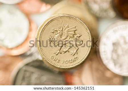 Welsh Pound Coin