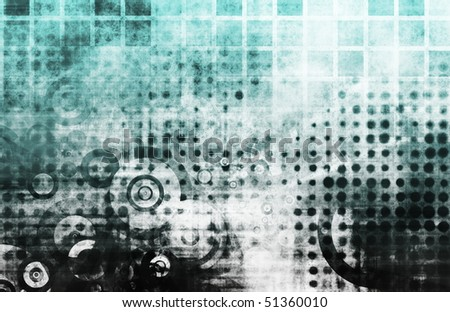 Wen Abstract Modern Grunge as a Background - stock photo