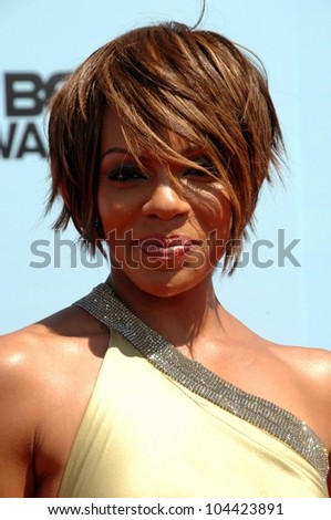Wendy Raquel Robinson  at the 2009 BET Awards. Shrine Auditorium, Los Angeles, CA. 06-28-09