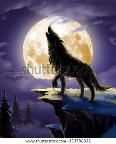 how to find a werewolf
