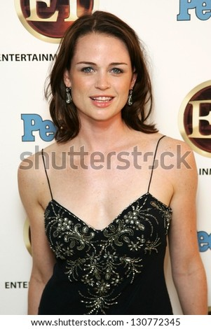 WEST HOLLYWOOD - AUGUST 27: Sprague Grayden at the 10th Annual Entertainment Tonight Emmy Party Sponsored by People in Mondrian August 27, 2006 in West Hollywood, CA.