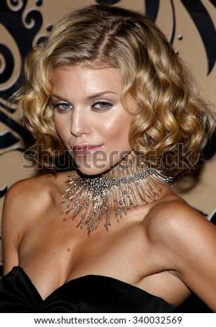 WEST HOLLYWOOD, CALIFORNIA - September 20, 2009. AnnaLynne McCord at the HBO POST EMMY Party held at the Pacific Design Center, West Hollywood, Los Angeles.   - stock photo