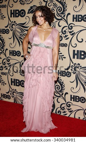 WEST HOLLYWOOD, CALIFORNIA - September 20, 2009. Mya at the HBO POST EMMY Party held at the Pacific Design Center, West Hollywood, Los Angeles.   - stock photo