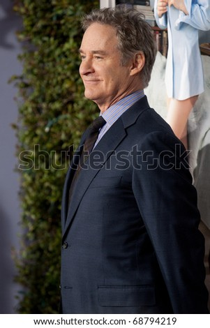 WESTWOOD, CA. - JAN 11: Actor Kevin Kline arrives at the Paramount Pictures premiere of No Strings Attached on January 11, 2011 at the Regency Village Theater in Westwood, CA