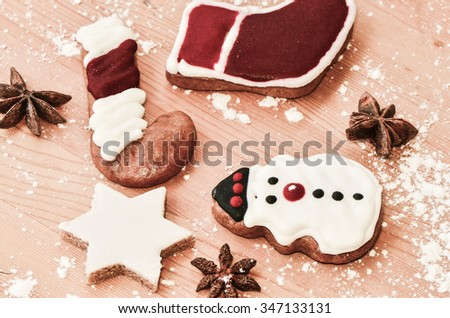 What better time to share with family members in making your own home design, homemade cookie to usher the occasion / Christmas cookies / Shapes can be cut with free hand or with commercial die-cut