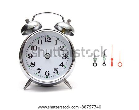 what time do you want - stock photo