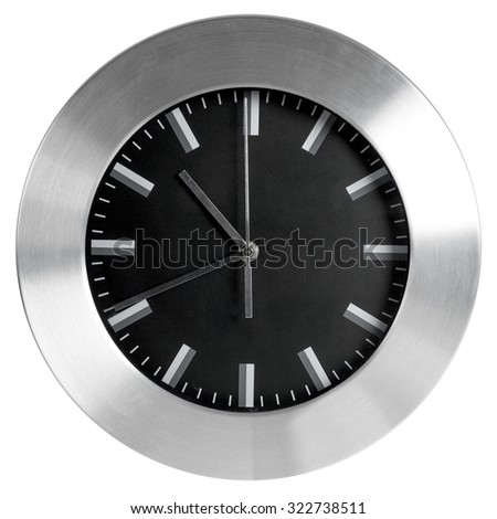 what time is it?? - stock photo