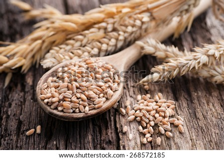 Wheat and cereals