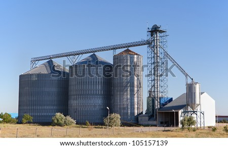 wheat Processing Facility