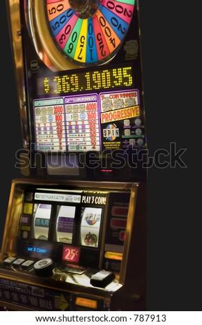 wheel of fortune - stock photo