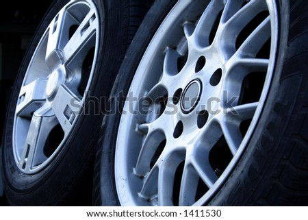 wheels tires
