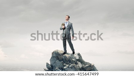 When book takes you away from reality - stock photo