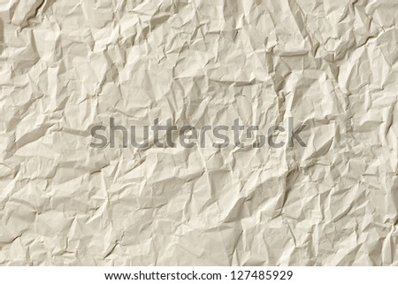 white aged paper background - stock photo