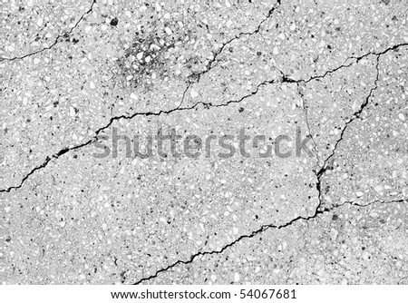 White and black granite marble texture closeup. - stock photo