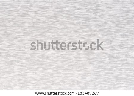 White Art Paper Textured Background