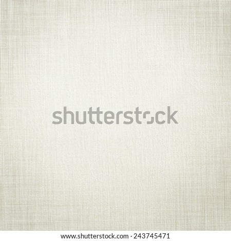 white background abstract grid and dots canvas texture - stock photo