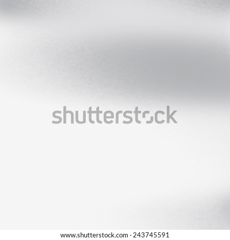 white background delicate metal texture - stock photo