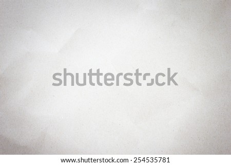 White Background of Paper Show patterns - stock photo