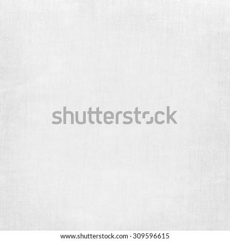 white background, plain paper texture background - stock photo