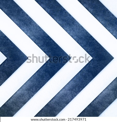 white blue background chevron striped background, vintage texture and design, elegant blue and white backdrop - stock photo