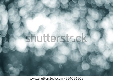 White blur bokeh background / beautiful abstract blurred background - stock photo