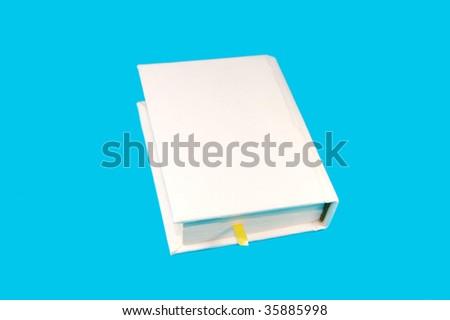 White book - stock photo
