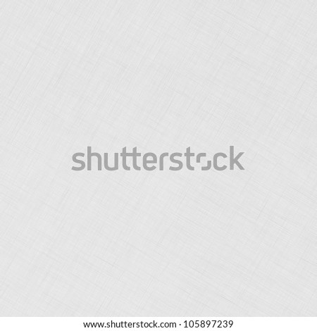 white canvas background with delicate grid pattern as texture - stock photo