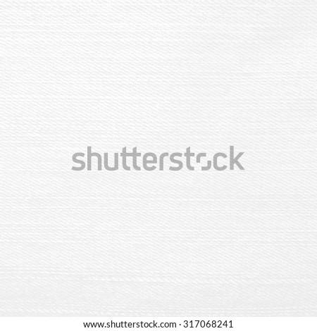 white canvas fabric texture background, wall paper background denim texture - stock photo