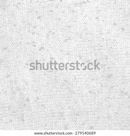 white canvas paper texture background - stock photo