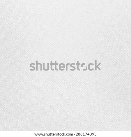 white canvas paper texture background delicate grid pattern - stock photo
