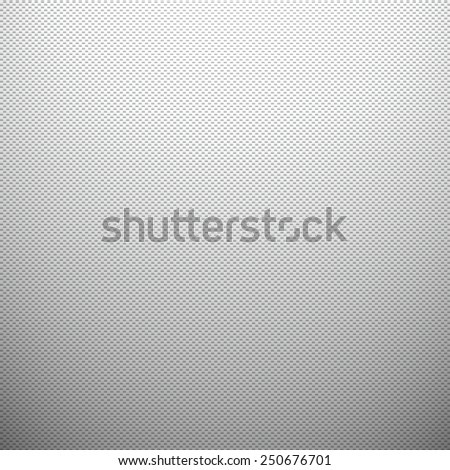 White Carbon fiber texture. New technology background - stock photo