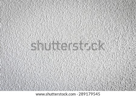 white cement wall background in detail - stock photo