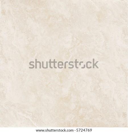 White Ceramic Tile - stock photo