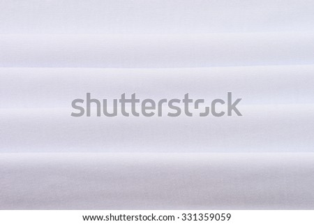 white cloth fabric material background texture - stock photo