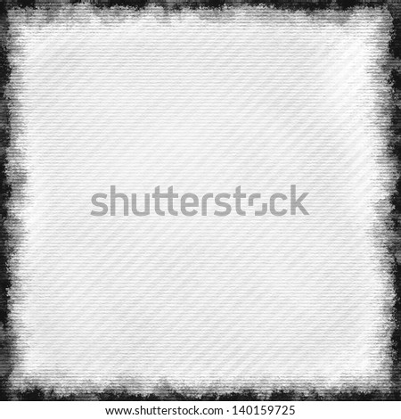 White cold pressed paper texture or background - stock photo