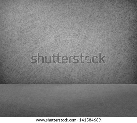 white concrete wall and floor closeup
