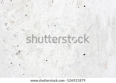 White Concrete wall background,