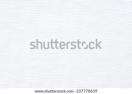 white cotton texture - stock photo