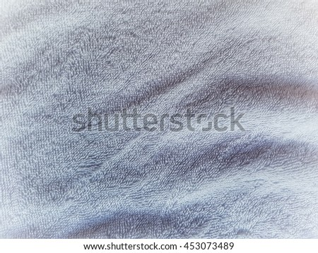 white cotton towel texture