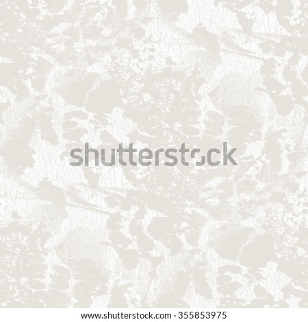white destroyed surface - seamless grunge background