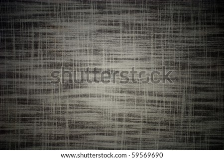 White dirty  linen texture of background - stock photo