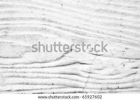 White Dirty Wood texture - stock photo