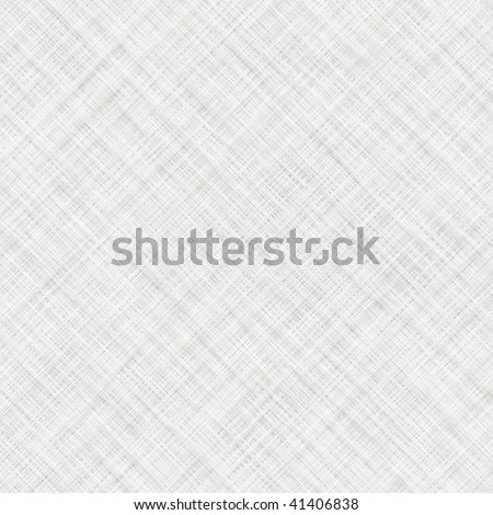 White fabric - stock photo