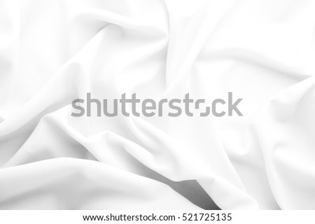 white fabric texture background