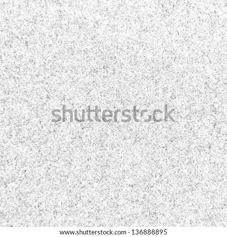 white felt texture or background - stock photo