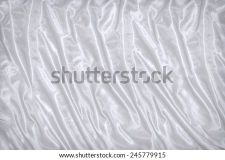White flag pattern on the fabric texture ,vintage style