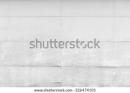 white garage wall background,Ready for product display montage.  - stock photo