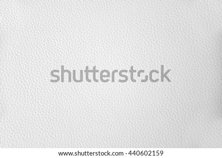 White genuine leather texture background