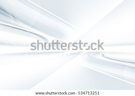 White Gray Perspective Background Blurred Pattern Lines Abstract Creative Graphic Decorative Wallpaper Style